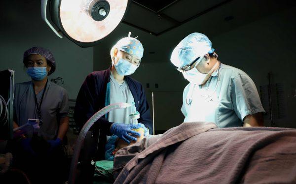 手術室麻醉配圖-1華健淵攝